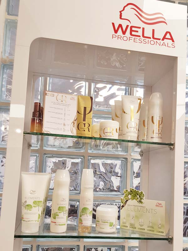 Wella Haircare Products Hoylake