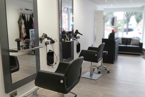 Helen Raeburn Hair Salon Hoylake Wirral